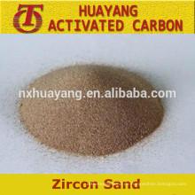 Zirkon Sand Hersteller mit günstigen Preis in Mineral