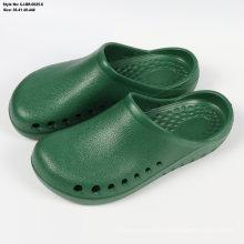 Wholesale EVA Unisex Garden Clogs Shoes Holey Clogs