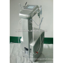 Vertical 6 in1 multifunction salon or clinic use 370W oxygen facial machine