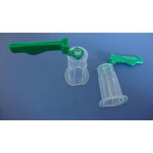 Soporte de aguja de seguridad CE aprobado