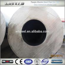 Grande diâmetro parede grossa tubo de aço 24 polegadas sch80
