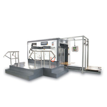 ZXY 1300 Semi-automatic Die-cutting and Creasing Machine