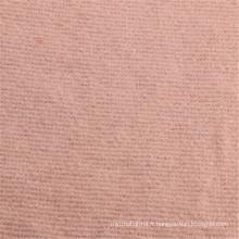 80% Polyester 20% Laine de finition Tissu de laine
