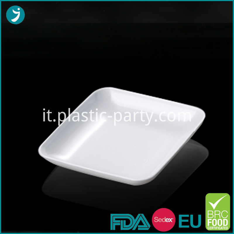 Disposable Dessert Plate