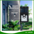 10 LEDs Solar Light Outdoor with Motion Sensor Solar Lamps 300 Lumens Waterproof for Garden Security Lamp