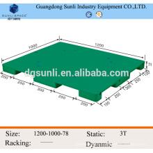 Горячие Продажа HDPE доставки мини-пластиковый поддон
