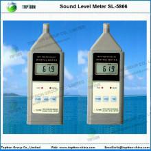 SL-5866 vente chaude pas cher compteur de bruit électrique