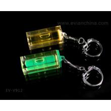 Nivel de alcohol con llavero (EV-V912)