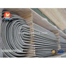 Duplex Stainless Steel U Bend Tube A789 SAF2205