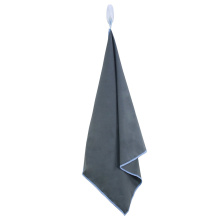 reactive print microfiber compact sport towel