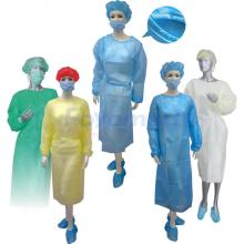 Disposable Uniform Isolation Gowns