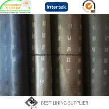 100% Polyester Classique Herringbone Pattern Men 's doublure tissu