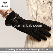 Hot-Selling high quality low price Goat Leather Driver Glovese