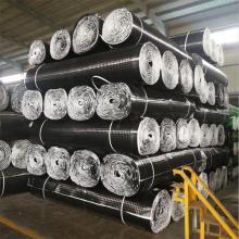 Placa de drenagem de geotêxtil tipo geomembrana composta de covinhas
