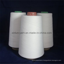 Raw White T/C 65/35 Yarn Polyester Cotton Blended Yarn