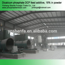 Animal feed additive Phosphate derivatives DCP 18% Dicalcium phosphate for animal fodder