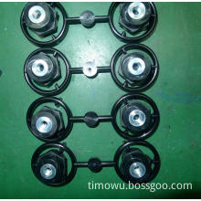 Plastic injection moulding for thernoplastics