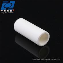 Piston / plongeur / tube en céramique industrielle d'alumine AL2O3