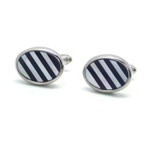 Womens Stainless Steel Cufflinks