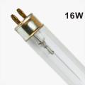 T5 quartz glass tube 4 pins G10q ceramic base UV germicidal lamp 254nm UVC lamp Preheat low pressure mercury UV lamp