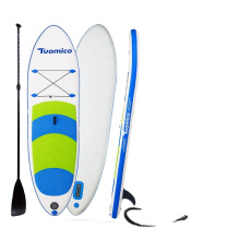 Inflatable sup board, Ultra-Thick Durable PVC Premium SUP Accessories Dual-Action Pump Safety Ankle Strap