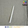Weiße Kunststoff Tropfen Leinwand Tuch