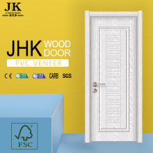 JHK-Hand Carved Laminate Veneer Flush Interior Door