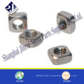 Factory Price Standard Size Square Nut