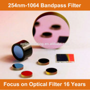 280nm Factory customized IR Cut Glass Optical Lens are for 280nm led