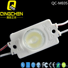 160 Grad Betrachtungswinkel IP65 Hochleistungs 1W Injection LED Modul mit Objektiv