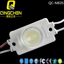 Angle de visionnement de 160 degrés Module LED à injection haute puissance IP65 avec lentille