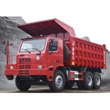 HOWO 6X4 70t Mining Dump Truck (ZZ5707S3840AJ)