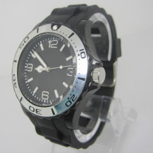 New Environmental Protection Japan Movement Plastic Fashion Watch Sj073-12