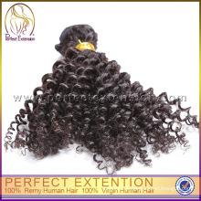 26 дюймовый афро странный текстурированные Перу Оптовая Virgin волос