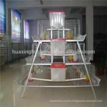 Soncap certificate chicken farm building layer cage