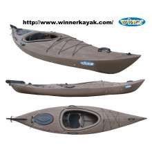 Sit único profesional en Kayak plástico