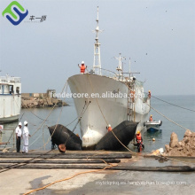 China inflatable buoyancy bags forship launching