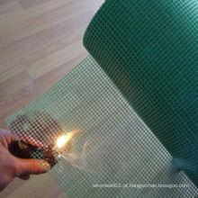 Mosquiteiros de fibra de vidro para aplicação em casa