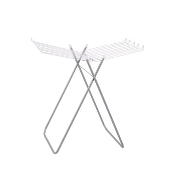 Folding Drying Rack, X-style, Metal
