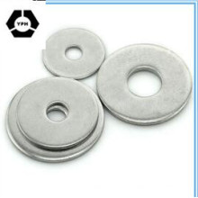 DIN125 304 Простая нержавеющая сталь, плоская шайба