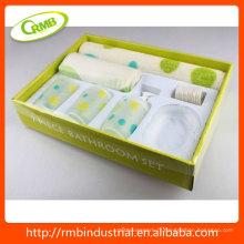Ensemble d'accessoires de salle de bains (RMB)