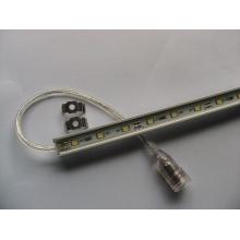 Silicone cola IP67 2835 rígida Strip-tease luz iluminacao