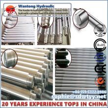 Válvula de êmbolo para cilindro hidráulico