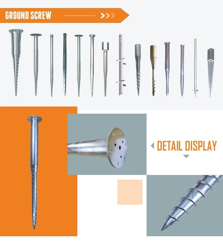 ground screw