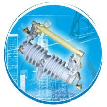 RW11-12 / 3 ~ 100 Предохранитель изолятора, 10 ~ 24kv, Выключатель предохранителя / Предохранитель / Размыкатель Выключатель наружного типа с предохранителем