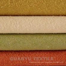 Synthetisches Wildleder aus 100% Polyester für die Inneneinrichtung