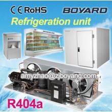 Kompressor de refrigeración comercial R404a para equipos de cámaras frigoríficas