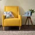 High Wing Back Reclining Single Sofa Armchair