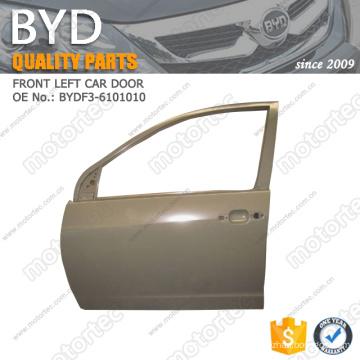 OE BYD f3 spare Parts door BYDF3-6101010