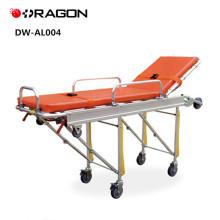 DW-AL004 Professional Foldable Aluminium Alloy Hospital Ambulance Stretcher Dimensions